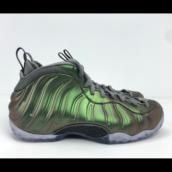 low priced 8203b 8f160 New Nike Air Foamposite One Dark Stucco Green NWT